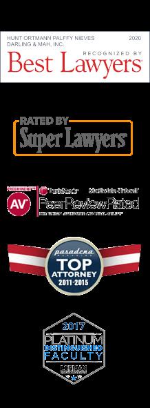 Los Angeles Real Estate Lawyer   Hunt Ortmann, Inc